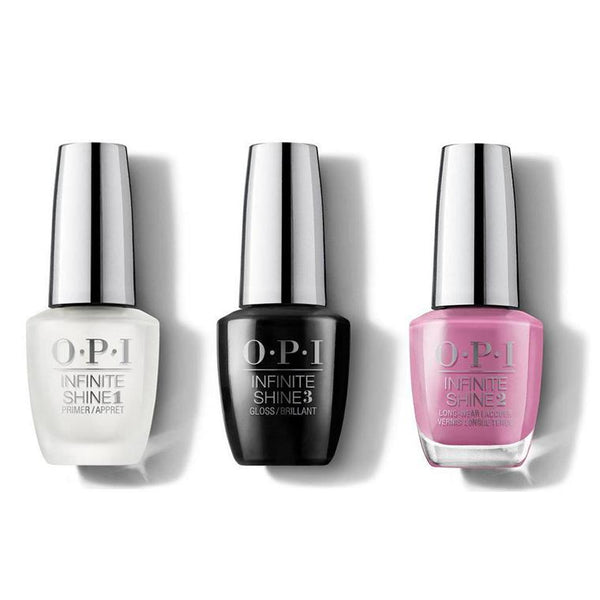 OPI - Infinite Shine Combo - Base, Top & Arigato from Tokyo - #ISLT82-Beyond Polish