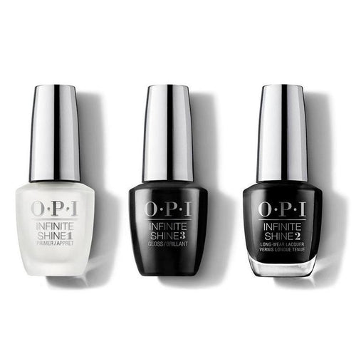 OPI - Infinite Shine Combo - Base, Top & Black Onyx - #ISLT02-Beyond Polish