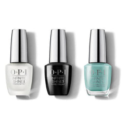 OPI - Infinite Shine Combo - Base, Top & Closer Than You Might Belem 0.5 oz - #ISLL24-Beyond Polish
