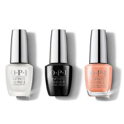 OPI - Infinite Shine Combo - Base, Top & Coral-ing Your Spirit Animal - #ISLM88-Beyond Polish
