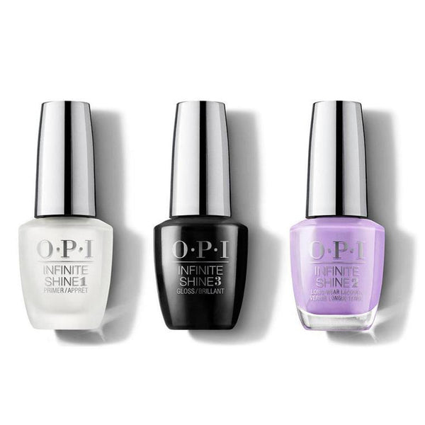 OPI - Infinite Shine Combo - Base, Top & Do You Lilac It - #ISLB29-Beyond Polish