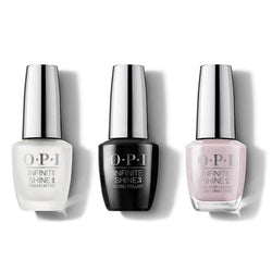 OPI - Infinite Shine Combo - Base, Top & Don't Bossa Nova Me Around - #ISLA60-Beyond Polish