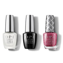 OPI - Infinite Shine Combo - Base, Top & Dream In Glitter - #HRL45-Beyond Polish