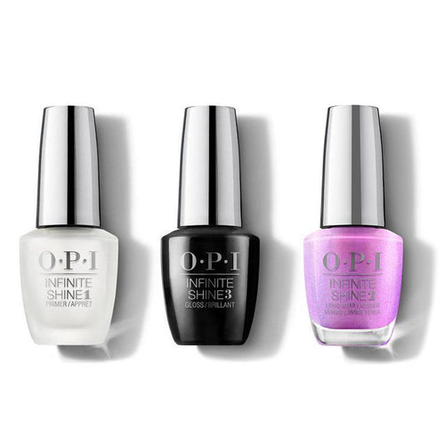 OPI - Infinite Shine Combo - Base, Top & Feeling Optiprismic - #ISLSR5-Beyond Polish