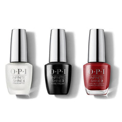 OPI - Infinite Shine Combo - Base, Top & I Love You Just Be-Cusco 0.5 oz - #ISLP39-Beyond Polish