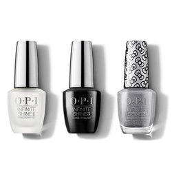 OPI - Infinite Shine Combo - Base, Top & Isn't She Iconic! - #HRL42-Beyond Polish