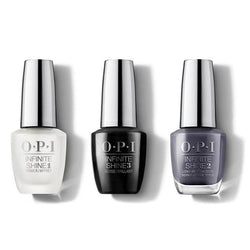 OPI - Infinite Shine Combo - Base, Top & Less is Norse - #ISLI59-Beyond Polish
