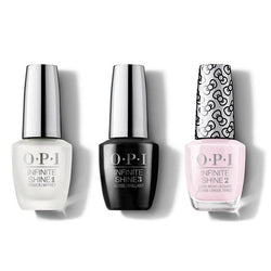 OPI - Infinite Shine Combo - Base, Top & Let's Be Friends! - #HRL31-Beyond Polish