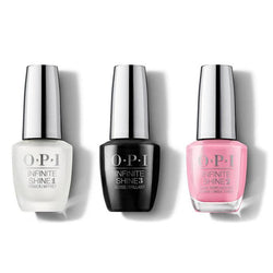 OPI - Infinite Shine Combo - Base, Top & Lima Tell You About This Color! 0.5 oz - #ISLP30-Beyond Polish