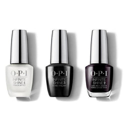 OPI - Infinite Shine Combo - Base, Top & Lincoln Park After Dark - #ISLW42-Beyond Polish
