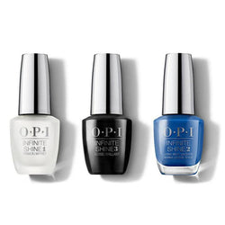OPI - Infinite Shine Combo - Base, Top & Mi Casa Es Blue Casa - #ISLM92-Beyond Polish