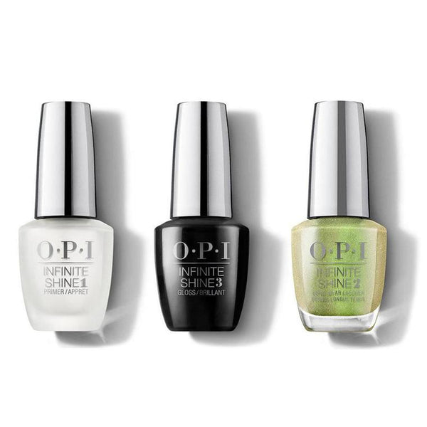 OPI - Infinite Shine Combo - Base, Top & Olive for Pearls! - #ISLE99-Beyond Polish