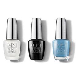 OPI - Infinite Shine Combo - Base, Top & OPI Grabs The Unicorn By The Horn - #ISLU20-Beyond Polish