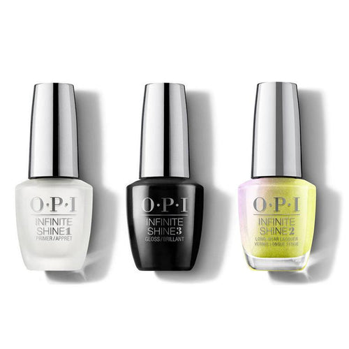 OPI - Infinite Shine Combo - Base, Top & Optical Illus-sun - #ISLSR2-Beyond Polish