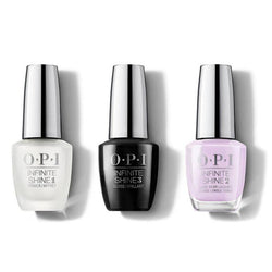 OPI - Infinite Shine Combo - Base, Top & Polly Want a Lacquer? - #ISLF83-Beyond Polish