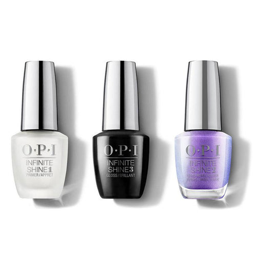 OPI - Infinite Shine Combo - Base, Top & Prismatic Fanatic - #ISLSR4-Beyond Polish