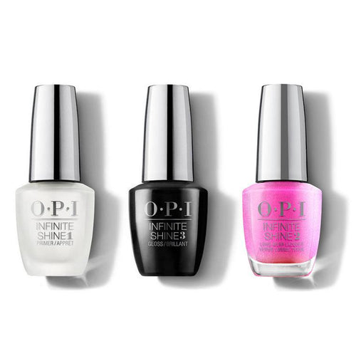 OPI - Infinite Shine Combo - Base, Top & Rainbows in Your Fuchsia - #ISLSR6-Beyond Polish