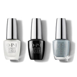 OPI - Infinite Shine Combo - Base, Top & Ring Bare-er - #ISLSH6-Beyond Polish