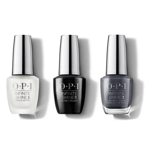 OPI - Infinite Shine Combo - Base, Top & Rub-a-Pub-Pub - #ISLU18-Beyond Polish
