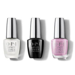 OPI - Infinite Shine Combo - Base, Top & Seven Wonders of OPI 0.5 oz - #ISLP32-Beyond Polish