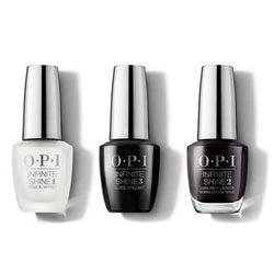 OPI - Infinite Shine Combo - Base, Top & Shh...It's Top Secret! - #ISLW61-Beyond Polish