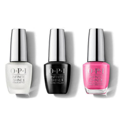OPI - Infinite Shine Combo - Base, Top & Shorts Story - #ISLB86-Beyond Polish