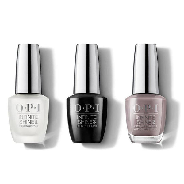 OPI - Infinite Shine Combo - Base, Top & Staying Neutral - #ISL28-Beyond Polish