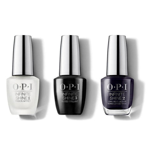 OPI - Infinite Shine Combo - Base, Top & Suzi & the Arctic Fox - #ISLI56-Beyond Polish