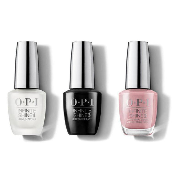 OPI - Infinite Shine Combo - Base, Top & Tickle My France-y - #ISLF16-Beyond Polish