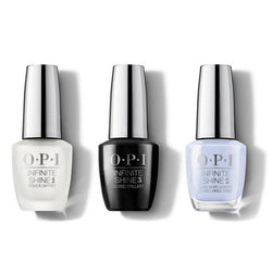 OPI - Infinite Shine Combo - Base, Top & To Be Continued... 0.5 oz - #ISL40-Beyond Polish