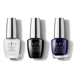 OPI - Infinite Shine Combo - Base, Top & Turn On the Northern Lights! - #ISLI57-Beyond Polish