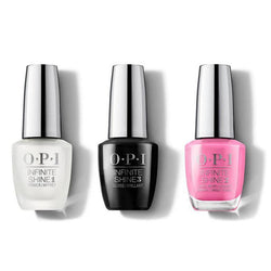 OPI - Infinite Shine Combo - Base, Top & Two-Timing the Zones - #ISLF80-Beyond Polish
