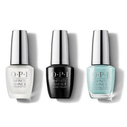 OPI - Infinite Shine Combo - Base, Top & Was It All Just A Dream? 0.5 oz - #ISLG44-Beyond Polish