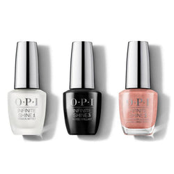 OPI - Infinite Shine Combo - Base, Top & Worth A Pretty Penne - #ISLV27-Beyond Polish