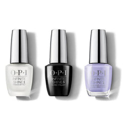 OPI - Infinite Shine Combo - Base, Top & You're Such A Budapest - #ISLE74-Beyond Polish