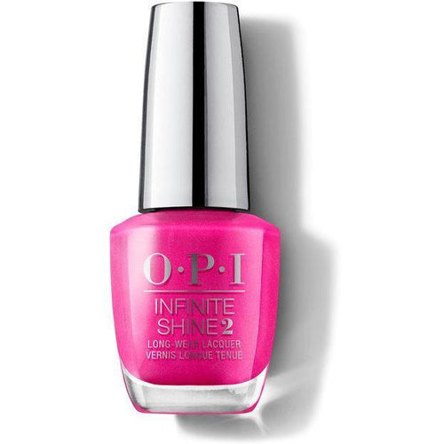 OPI Infinite Shine - La Paz-itively Hot - #ISLA20-Beyond Polish