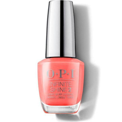 OPI Infinite Shine - Orange You a Rock Star? - #ISLN71-Beyond Polish