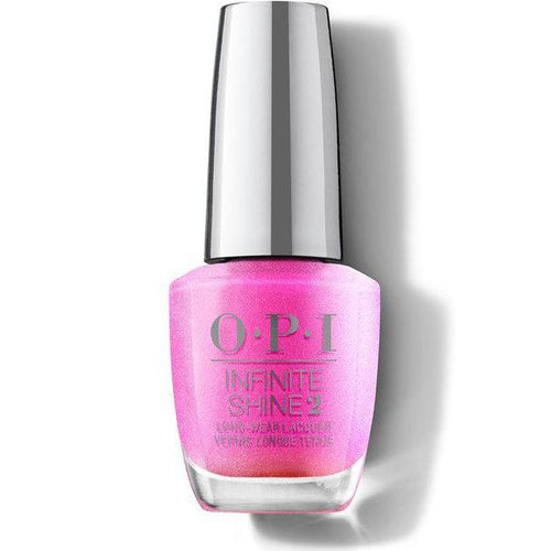 OPI Infinite Shine - Rainbows in Your Fuchsia - #ISLSR6-Beyond Polish