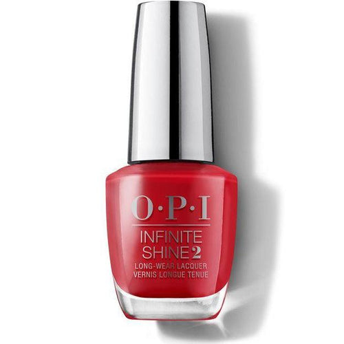 OPI Infinite Shine - Red Heads Ahead - #ISLU13-Beyond Polish