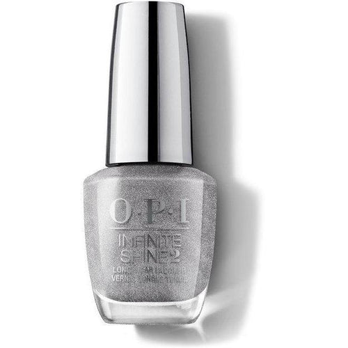 OPI Infinite Shine - Silver On Ice 0.5 oz - #ISL48-Beyond Polish