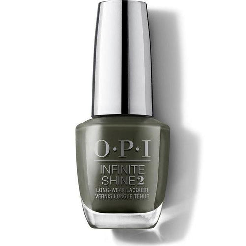 OPI Infinite Shine - Things I've Seen In Aber-green - #ISLU15-Beyond Polish