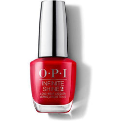 OPI Infinite Shine - Unequivocally Crimson - #ISL09-Beyond Polish