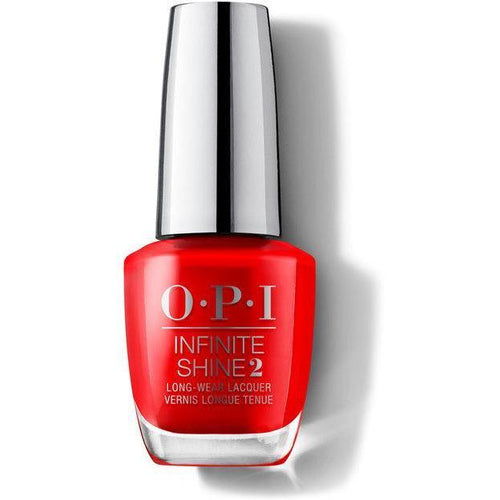 OPI Infinite Shine - Unrepentantly Red - #ISL08-Beyond Polish