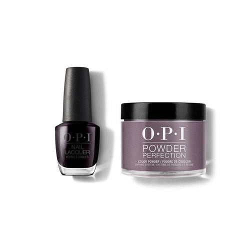 OPI - Lacquer & Dip Combo - Lincoln Park After Dark-Beyond Polish