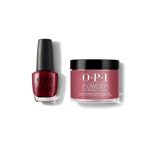 OPI - Lacquer & Dip Combo - We the Female-Beyond Polish
