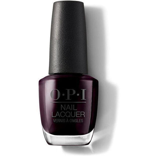 OPI Nail Lacquer - Black Cherry Chutney 0.5 oz - #NLI43-Beyond Polish