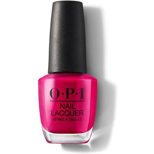 OPI Nail Lacquer - California Raspberry 0.5 oz - #NLL54-Beyond Polish