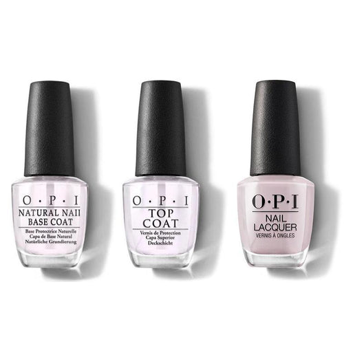 OPI - Nail Lacquer Combo - Base, Top & Don't Bossa Nova Me Around 0.5 oz - #NLA60-Beyond Polish