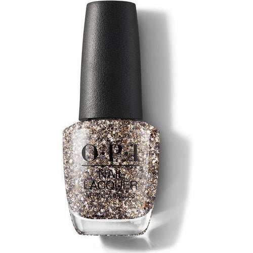 OPI Nail Lacquer - Dreams On A Silver Platter 0.5 oz - #NLHRK14-Beyond Polish