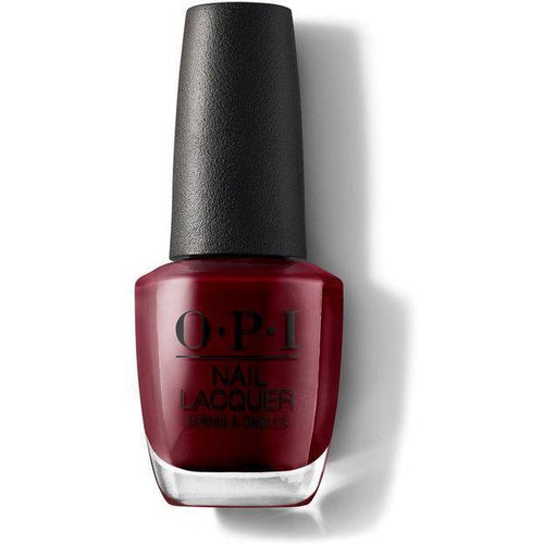 OPI Nail Lacquer - Got the Blues for Red 0.5 oz - #NLW52-Beyond Polish